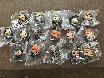 Funko Pocket Pop Harry Potter Advent Calendar 2019 Yule Ball 16 Figures Lot
