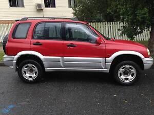 1998 Suzuki Grand Vitara Wagon Woolloongabba Brisbane South West Preview