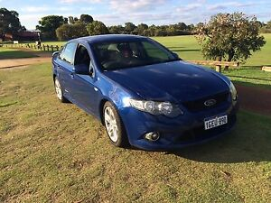 2008 Ford Falcon Sedan $5800 ono Queens Park Canning Area Preview