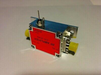 Rf Wideband Amplifier 0.15-10ghz.