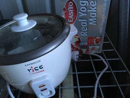 Rice cooker yogurt maker