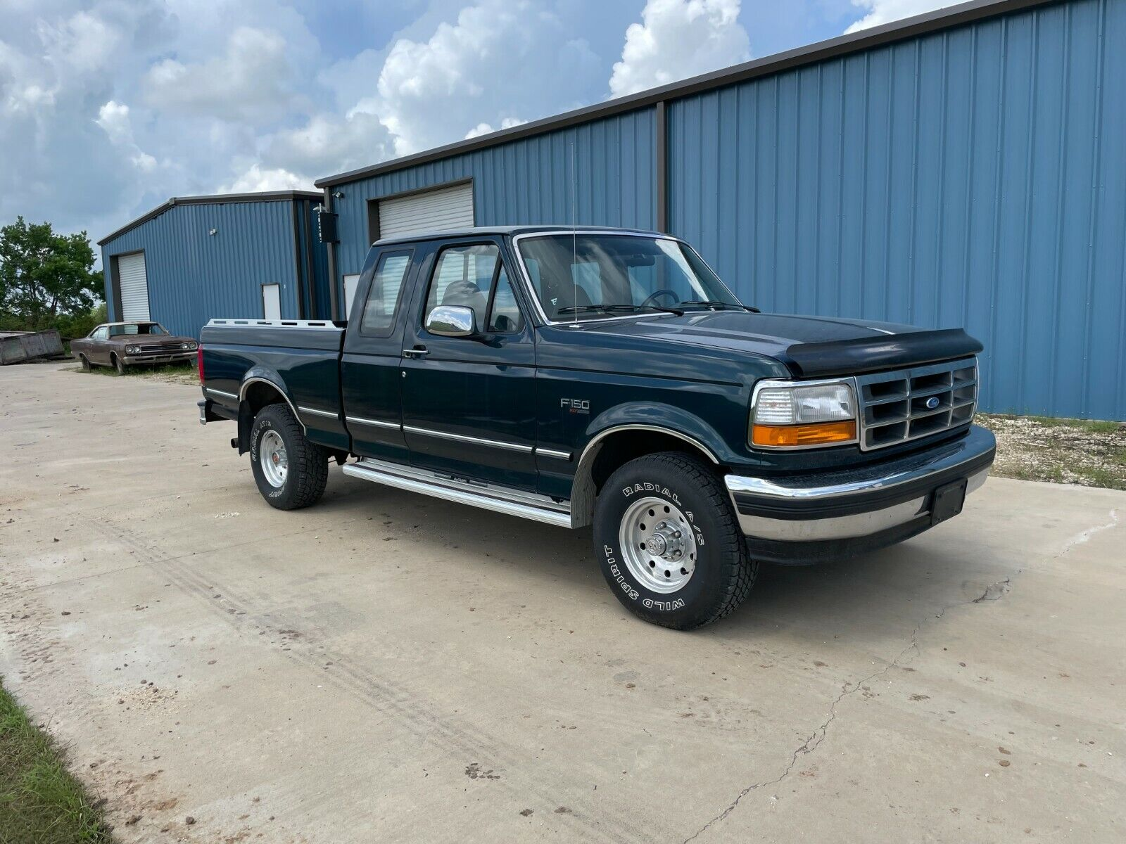 1994 Ford F-150 XLT 4X4 Extended Cab 5.8 351 Low Miles 1 Owner Clean