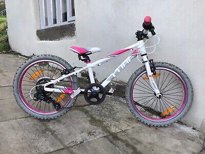 Cube Kids 200 Bike White / Pink