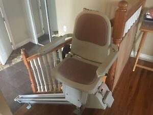 Barely Used Acorn Stairlift — Newly installed battery