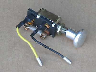 Headlight Switch For Ford Light 2n 8n 9n