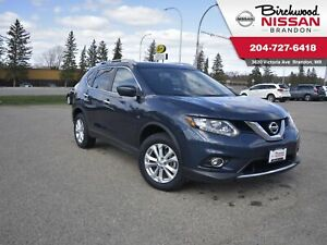 2016 Nissan Rogue SV AWD/Command Start/Backup cam/Sunroof
