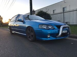FORD XR8 UTE Minto Campbelltown Area Preview