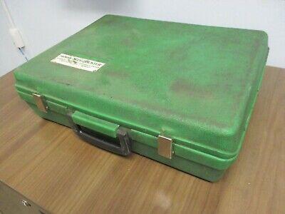 Greenlee Slugobuster Knockout Punch Hydraulic Driver Set 7306sb Used