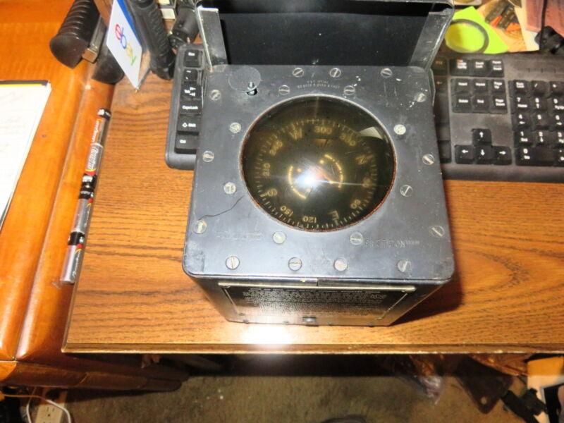 Vintage John E. Hand & Sons Compass - Model LMC-101-D
