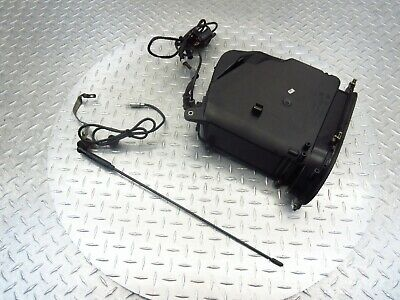 2007 07-09 Bmw R1200RT Glove Box Storage Antenna Cable Wiring Radio Antenna