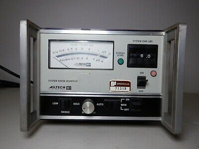 Ailtech 7310 System Noise Monitor
