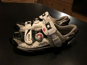 Road Cycling Shoes - Sidi Ergo 3 Carbon Size 42