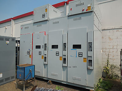 Sc 15kv Outdoor Metal-enclosed Back-to-back Switchgear Lineup - Cd-627532