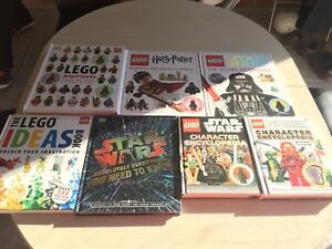 LEGO books Moving garage yard estate content clearance sale