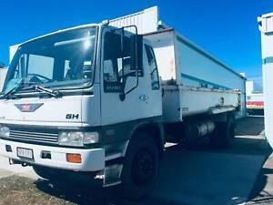 1994 Hino GH Series Long Body Twin Ram Tipper Truck