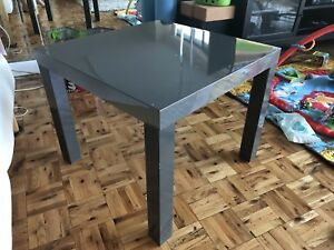 IKEA grey coffee table - great condition!