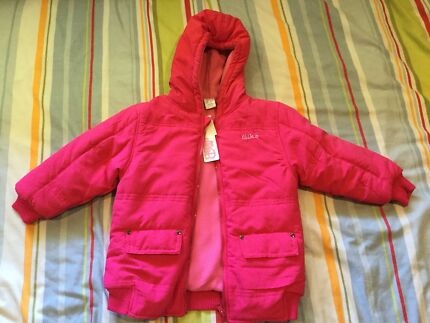 Girls size 5 Ellie B. Parka / padded jacket- new with tags