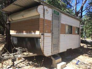 Bush Caravan for Rent Yallingup Busselton Area Preview