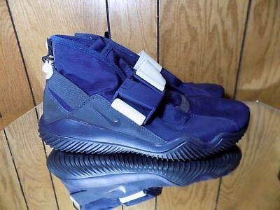 Mens Nike Baselayer ACG Longsleeve  Purple Green Black Sz Large AQ2548 537 NWT