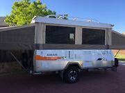 2012 Jayco Swan Outback Camper Ellenbrook Swan Area Preview