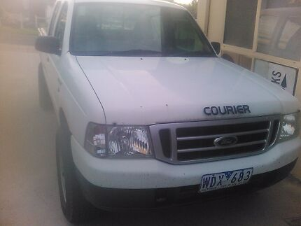 Ute Ford courier 4+4 Nar Nar Goon Cardinia Area Preview