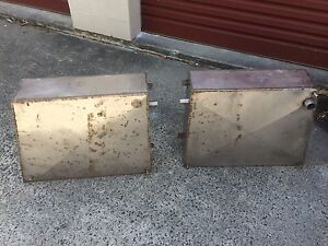 Boat yacht stainless steel fuel diesel tanks Brunswick Heads Byron Area Preview