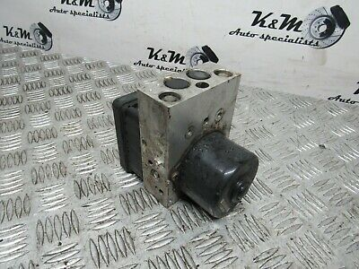 Volvo S60 ABS PUMP AND MODULE 30643982