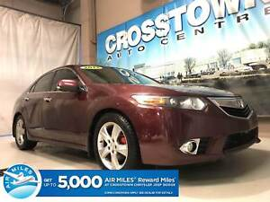2012 Acura TSX Sport with Technology Pkg