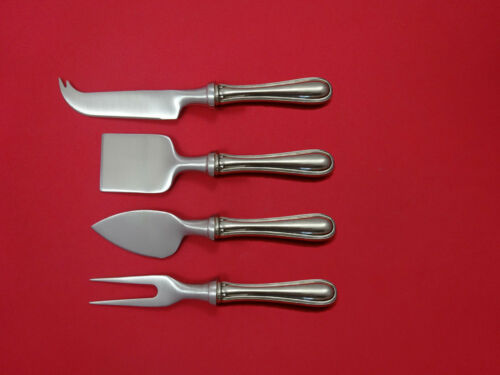 Commonwealth by Watson Sterling Silver Cheese Serving Set 4pc HHWS  Custom