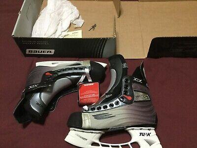 0ed22c10499 Ice Hockey-Youth - Hockey Skates Size 8 - 6 - Trainers4Me