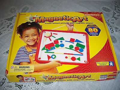 EDUCATIONAL INSIGHTS EI-1778 PUPIL MAGNETIC BOARD-14 X ...