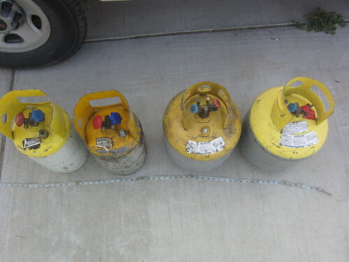 30Lb 50Lb Refrgerant Recovery Cylinder Tank, Used