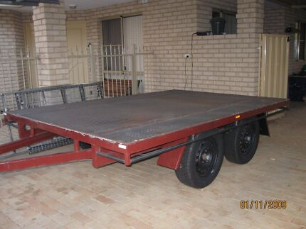 FOR SALE: MULTI-PURPOSE TRAILER - Car/Box/Cage/Fully enclosed. Cooranbong Lake Macquarie Area Preview
