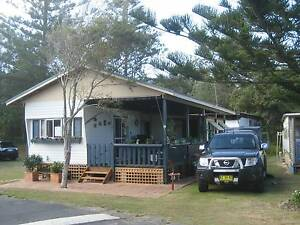 ON-SITE CARAVAN +HARD ANNEX Mylestom Bellingen Area Preview
