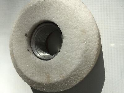 """FOR STELLITE 64 mm. SIOUX K-106 WS V//SEAT GRINDING WHEEL 2 1//2/"""" ROUGH 45 DEG"""