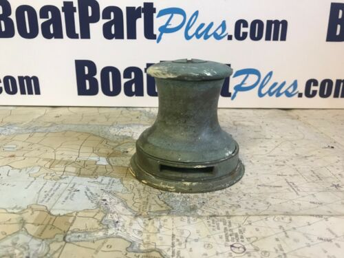 ANTIQUE BRONZE WINCH