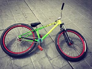 2014 Norco Two50 Dirt Jumper Mermaid Waters Gold Coast City Preview