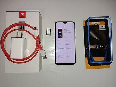 OnePlus 6T (A6013) 256GB / 8GB - Midnight Black (Unlocked, Dual SIM, Clean IMEI)