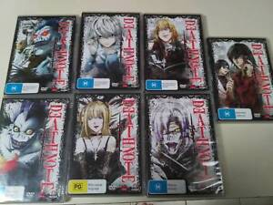 Death Note Anime DVDs Season 3 9
