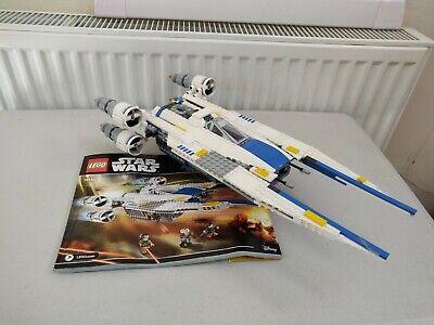Lego Star Wars Set 75155 - Rebel U-Wing Fighter