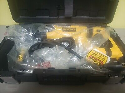 Dewalt Hammer Drill D25223 With D Handle 3 Mode Sds