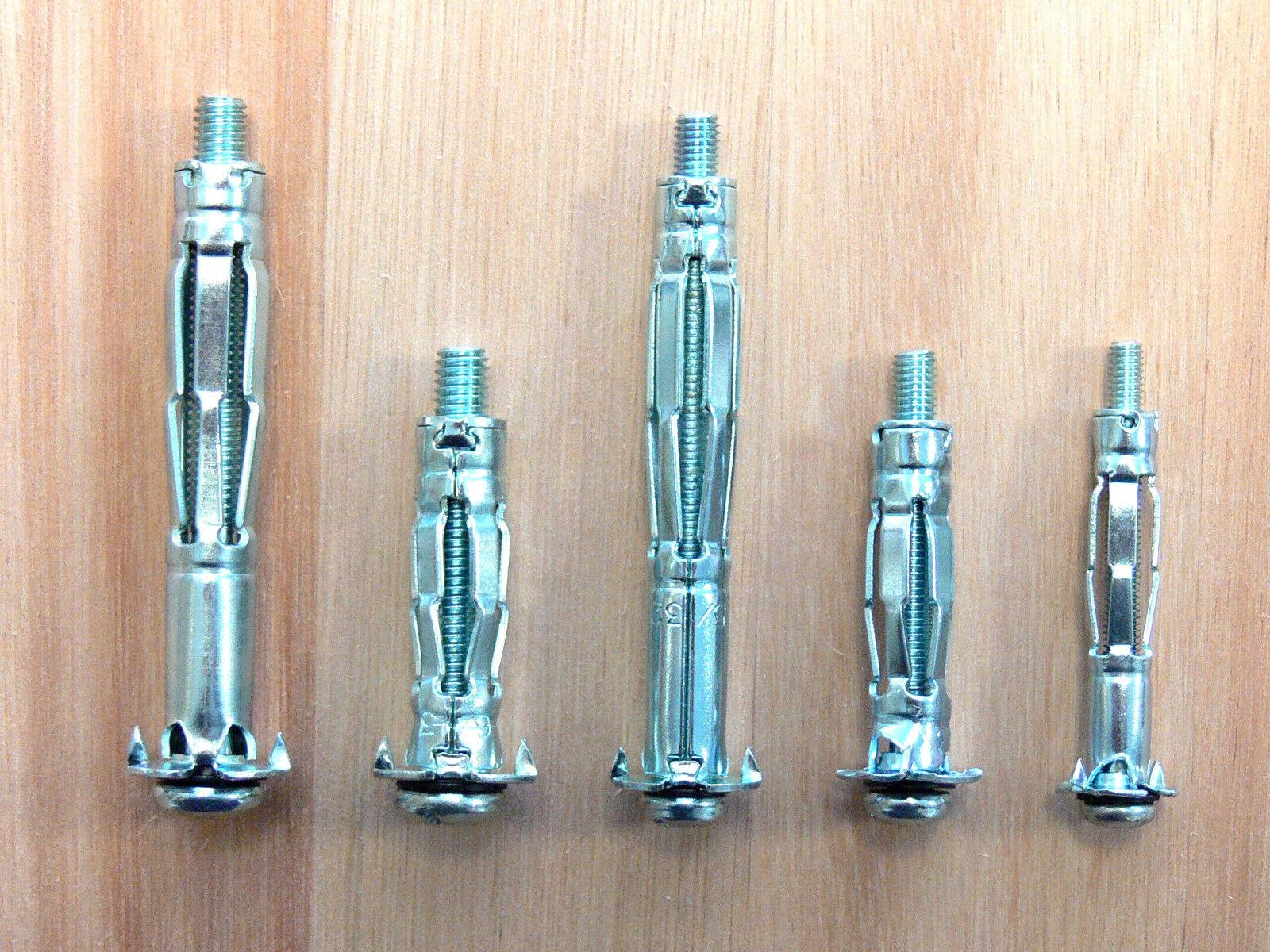 Berner Hohlraumanker-Dübel M 8 x 55 10 Stück set