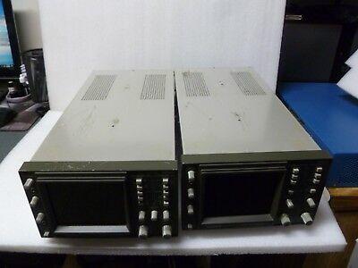 Leader 5850v 525lines 5860v Vectorscope Waveform Monitor