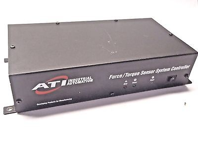 Ati Industrial Automation Stand-alone Controller Forcetorque Sensor