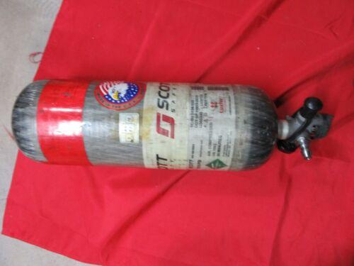 NXG2 Mfr Date 04/2013 Scott 2216psi 30min SCBA Carbon Fiber Bottle CYLINDER TANK