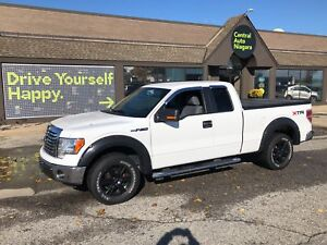 2011 Ford F-150 XL / XTR PKG / BLACK OUT RIMS / RUNNING BOARDS