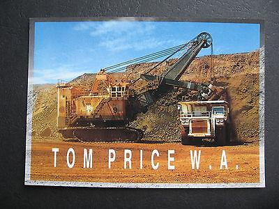 Tom Price  Shovel Loader   Electra Haulpak Truck Western Australia