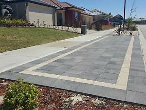 Crossover & more Paving Available now $17m2 The Vines Swan Area Preview