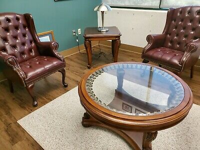 Beautiful Used Executive Office Furniture. Excellent Condition.