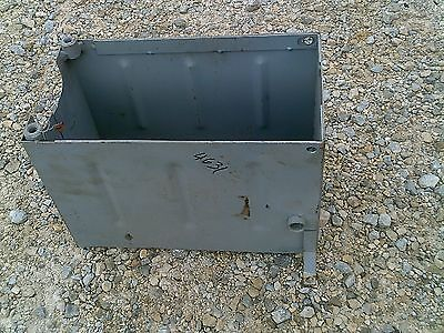 Farmall Ih Sh Sm Tractor Ihc Ih Battery Box For Under The Seat